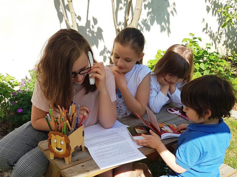 Wunder-Tüten-Post für die Kindergottesdienstkinder im Wichernhaus