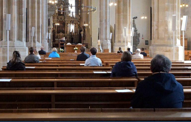 Gottesdienstbeginn ist am 17. Mai – Wichtige Informationen