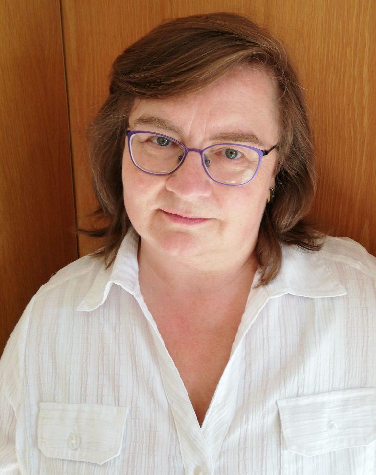 Pfarrerin Christiane Fiebig-Mertin. Foto: privat