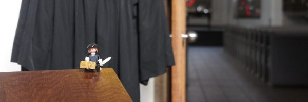 Gottesdienst am Reformationstag: Ein Geschenk wird ausgepackt