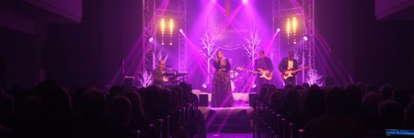 Christmas Classics 2020. Das erste von neun Konzerten