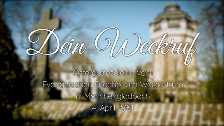 Online-Ostergottesdienst zum Mitfeiern