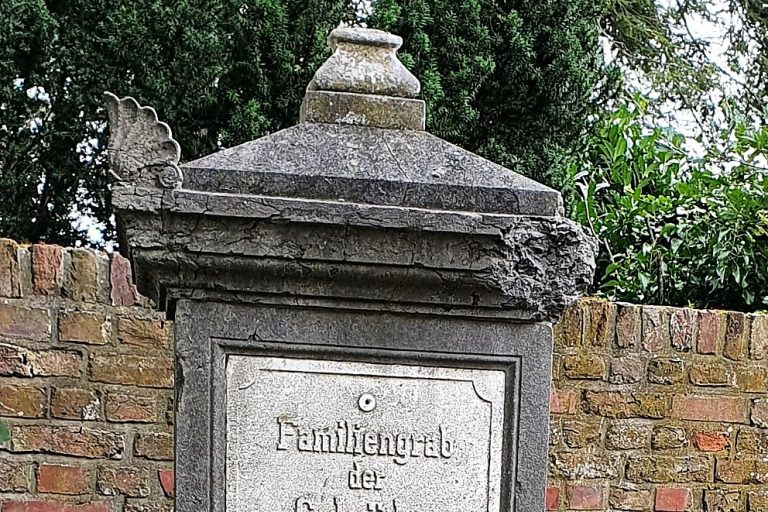 Ev. Friedhof Wickrathberg feiert 200jähriges Bestehen