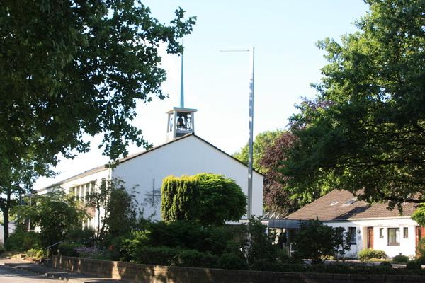Ev. Johanneskirche Großheide