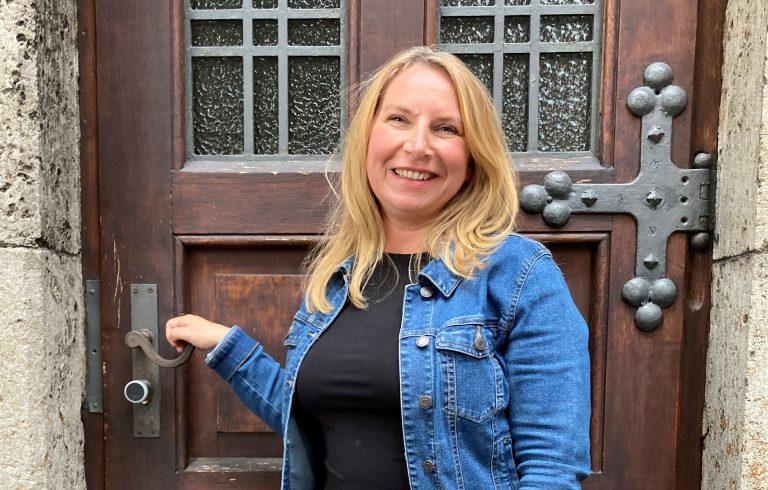 Die neue Küsterin: Sandra Minkenberg-Maurin