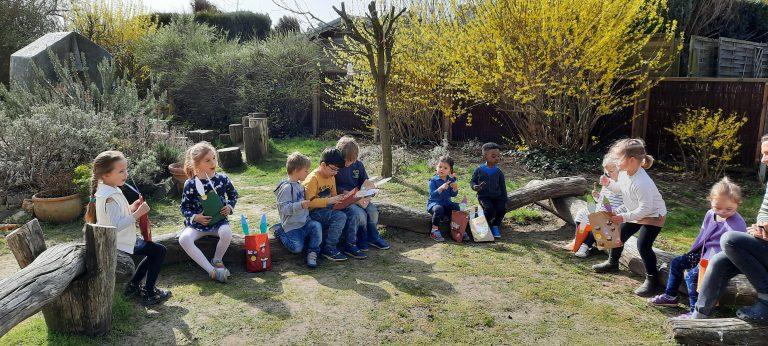 Endlich wieder Kindergarten-Alltag genießen