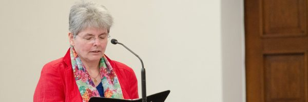 Mabel Agbor-Pearson seit 25 Jahren im Dienst der Christuskirchengemeinde