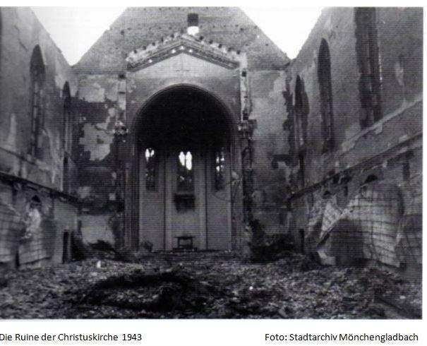 Vor 75 Jahren: Kriegsende in Mönchengladbach