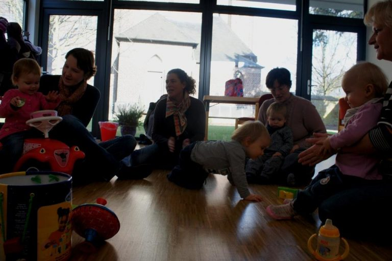 Neue Eltern-Kind-Gruppe im Wichernhaus