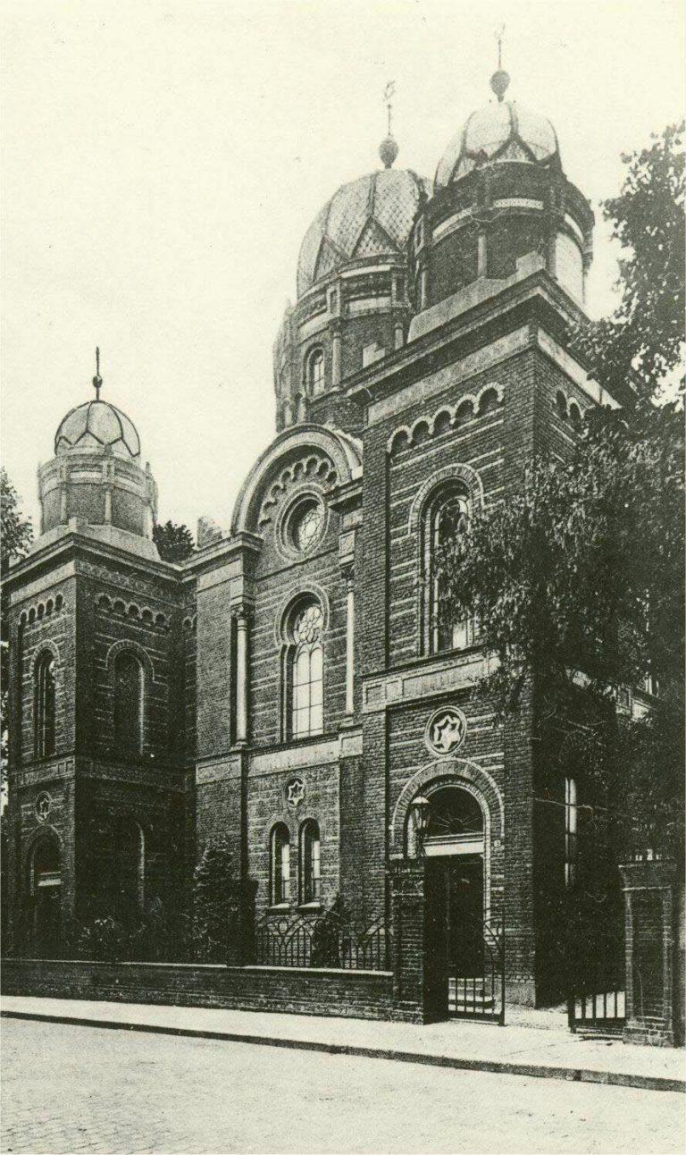 Offenen Kirchen zum Gedenken an Pogromnacht
