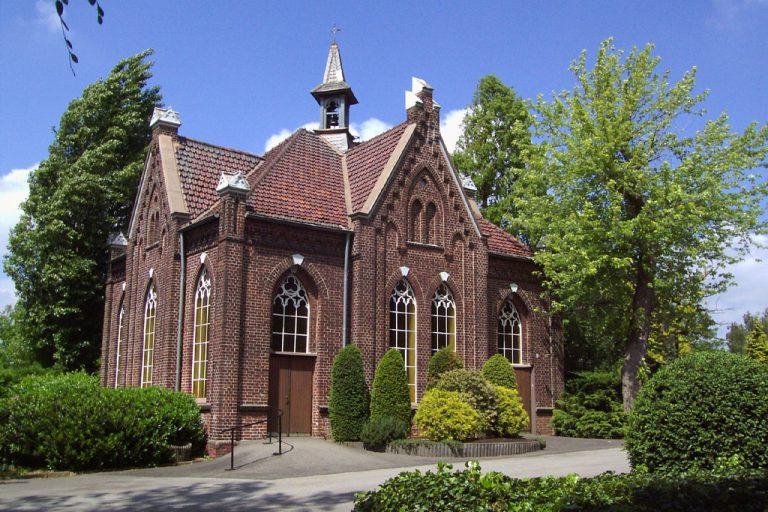 Der Evangelische Friedhof in Odenkirchen