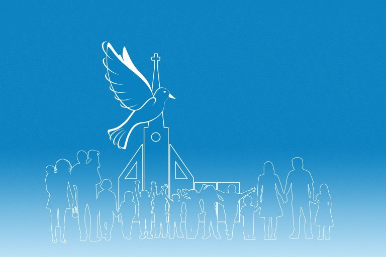 Übersicht über evangelische Pfingstgottesdienste